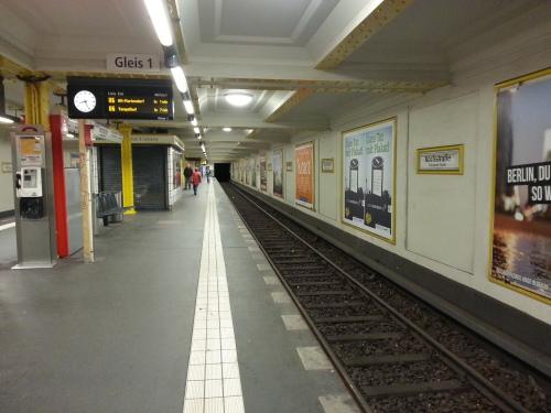 柏林Underground Station