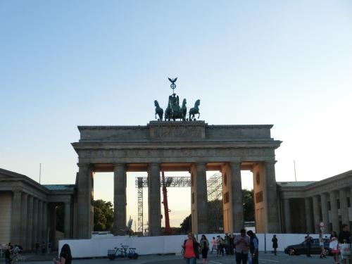 Brandenburger Tor 勃蘭登堡門