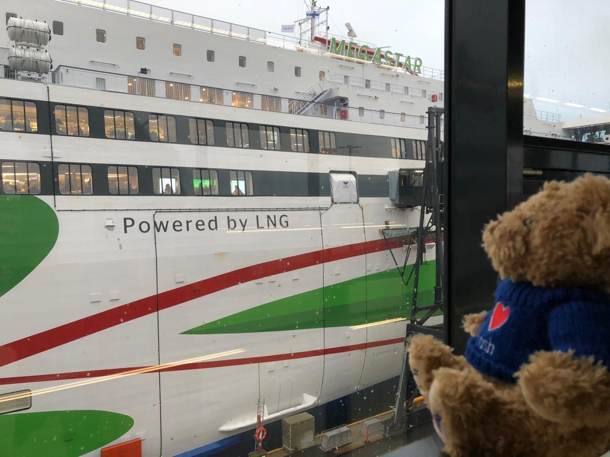 [2018芬蘭追極光之旅] 芬蘭式過大海︱從赫爾辛基到塔林